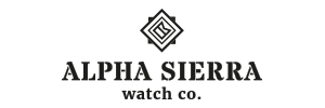 Alpha Sierra Watches
