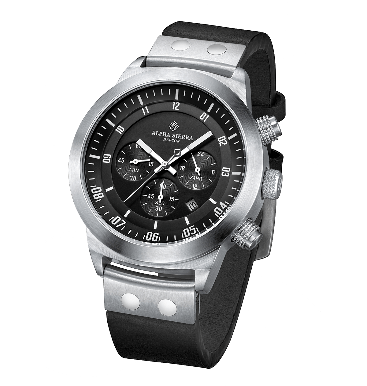 Alpha Sierra Watches - Defcon LGM-30S
